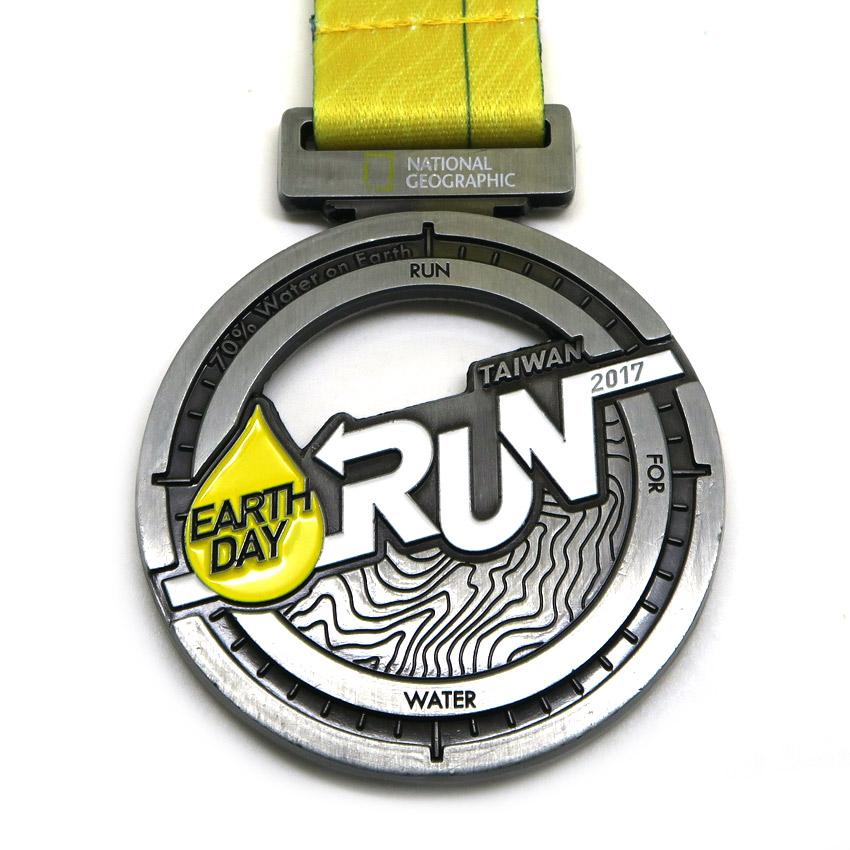 bespoke marathon sport award medals