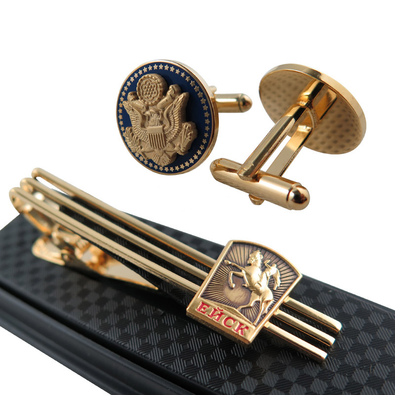 tie bar & cufflink sets