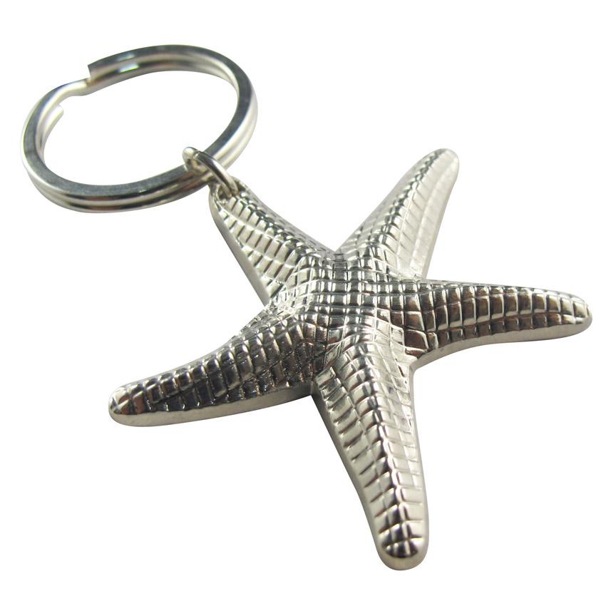 custom zinc alloy keychain