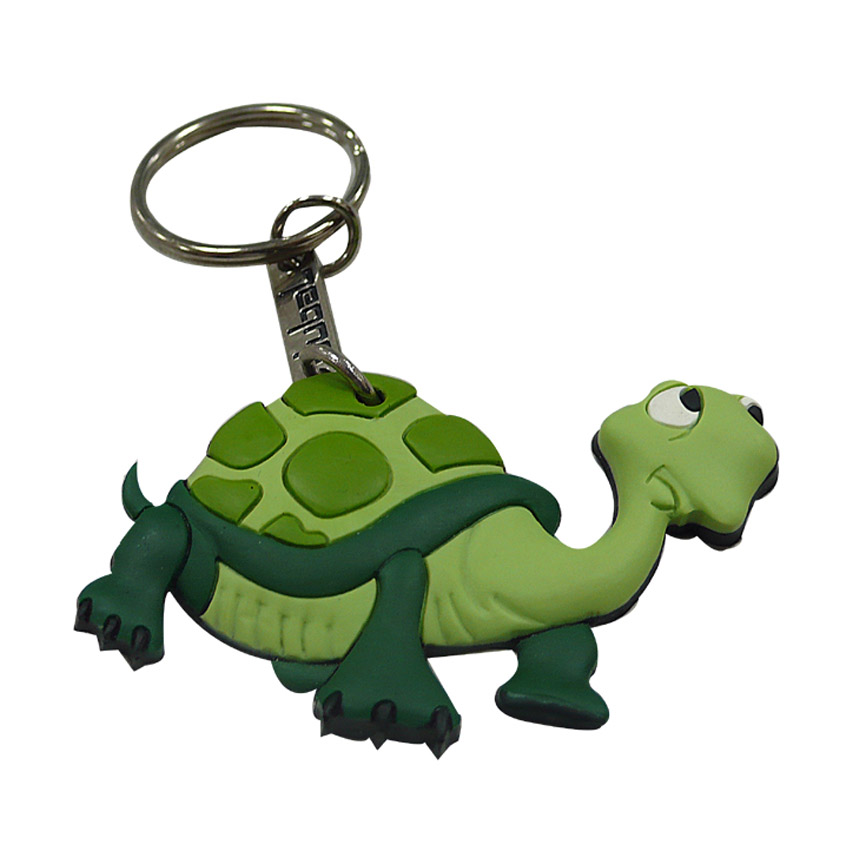 personalized rubber keychain manufacturer