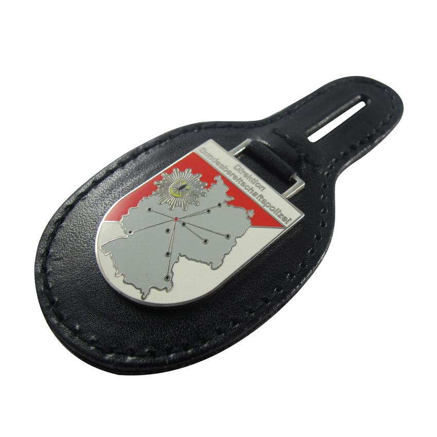 custom soft enamel badge holder