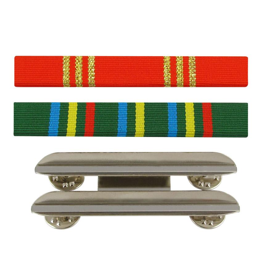 personalized military ribbon racks
