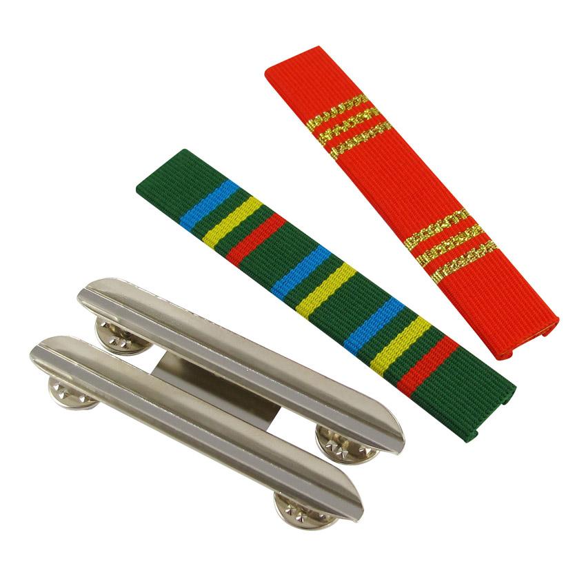 custom army ribbon builder
