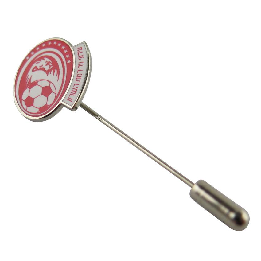 custom suit needle lapel pin