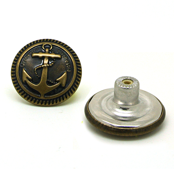 custom made navy military buttons