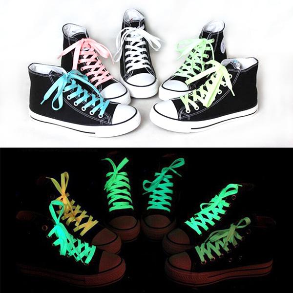 promotional luminous shoelaces