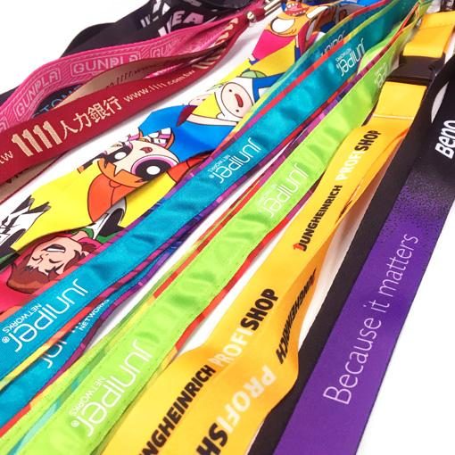wholesale promotional lanyard