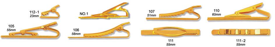 tie bar tie clip attachment
