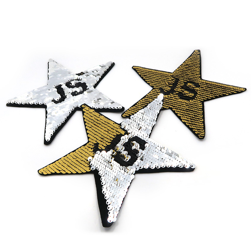 Reversible Sequin Patch