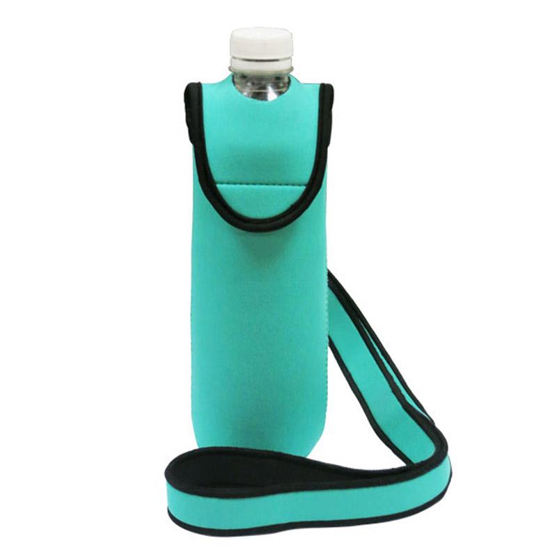 water bottle sleeve lanyard