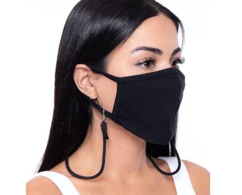 custom made face mask holder straps