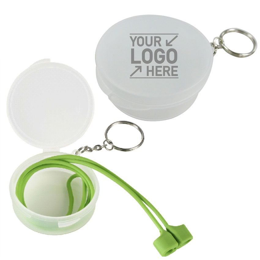 magnetic antilost strap with silicone cover