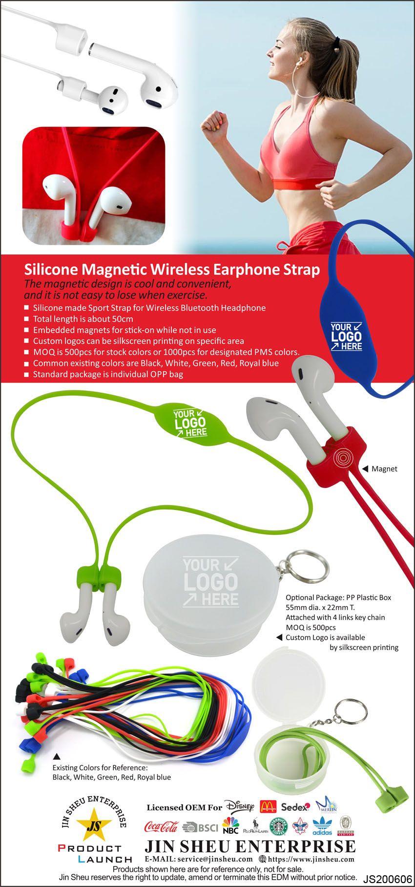 silicone airpod anti lost straps